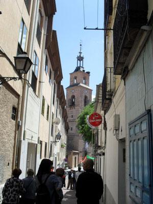Calle Virgen de la Antigua (Imagen: todoVicálvaro.es)