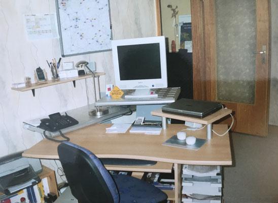 ....das erste VM-Office