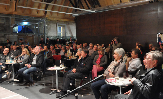 BioBand Ladybirds tolles Publikum