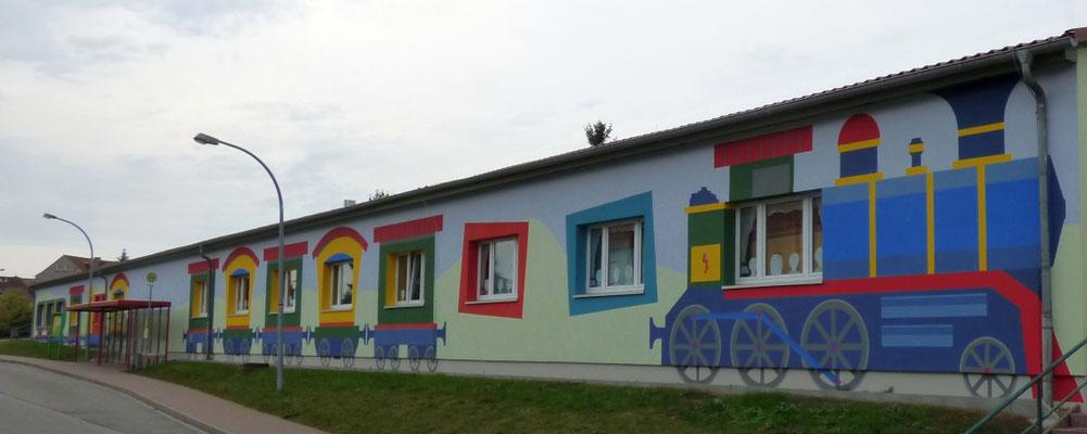 Kindergarten in Menteroda