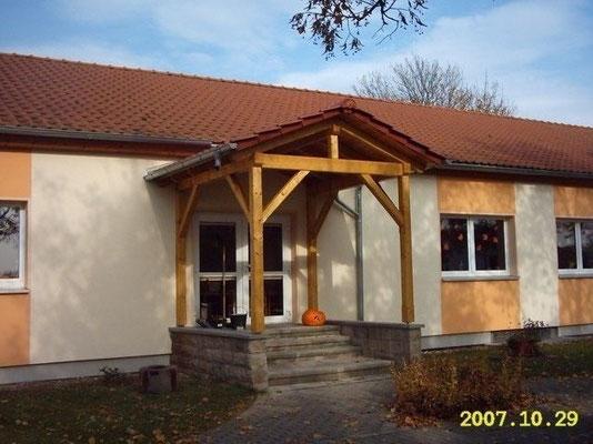 Kindergarten in Niederdorla - Umbau / Sanierung