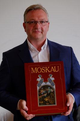 Frank Henkel Senator für Inneres und Sport