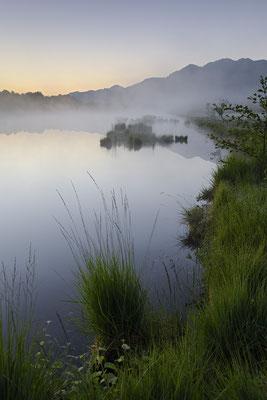 Kendlmühlfilzen, Morgenstimmung im Moor