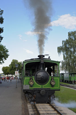 Chiemseebahn in Prien