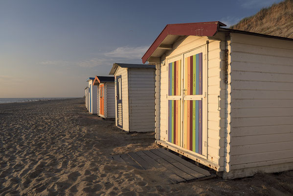 Strandpavillons