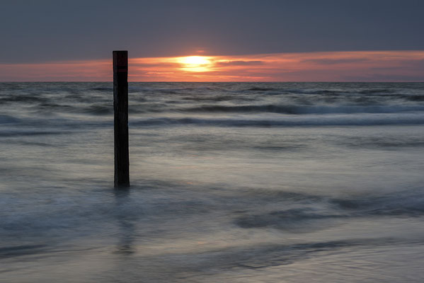 Sonnenuntergang bei Paal 9