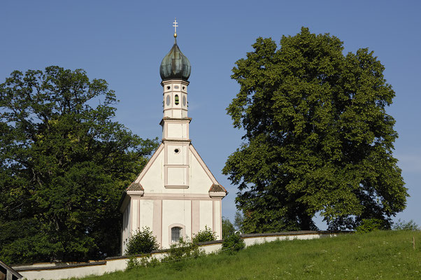 Ramsachkirchlein im Murnauer Moos