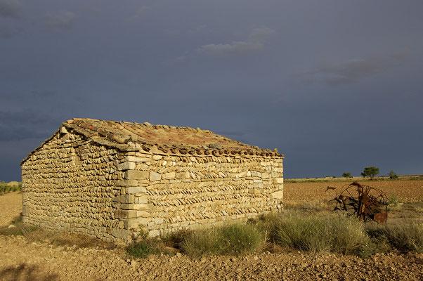 Landschaft bei Balobar (E)
