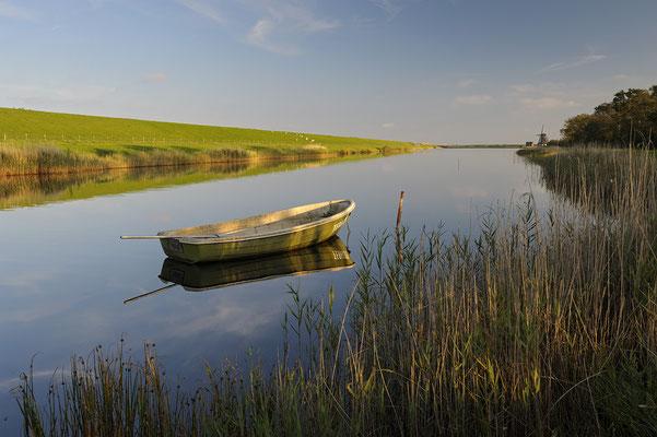 Boot und Kanal