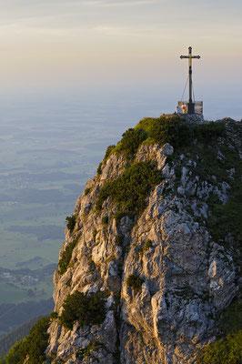 Hochfelln, Gipfelkreuz