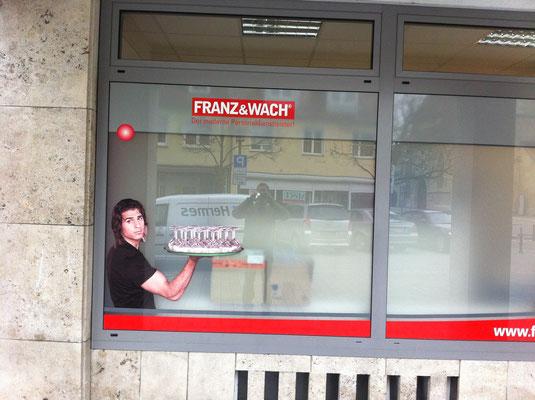 Blickwerbung Crailsheim - Werbebeschriftung, Schaufensterwerbung im Kreis Schwäbisch Hall
