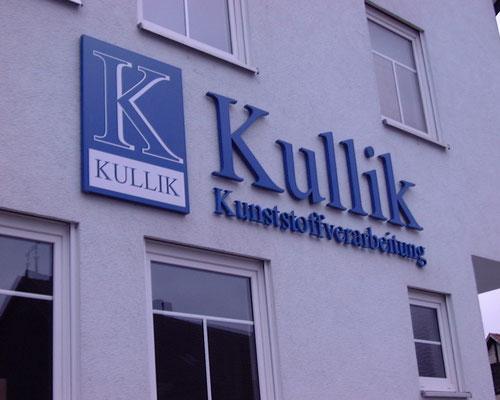 Blickwerbung Crailsheim - Fassadenwerbung im Kreis Schwäbisch Hall