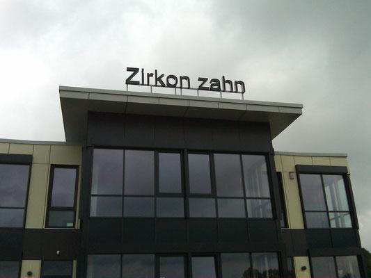 Blickwerbung Crailsheim - Werbeschild im Kreis Schwäbisch Hall
