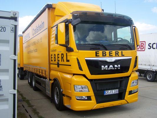 Werbung, LKW Beschriftung Transporter und Firmenbeschriftung, Teilbeklebung und Vollverklebung - Blickwerbung aus Crailsheim