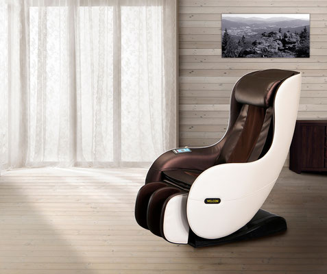 Massagesessel WELCON EASYRELAXX in beige braun
