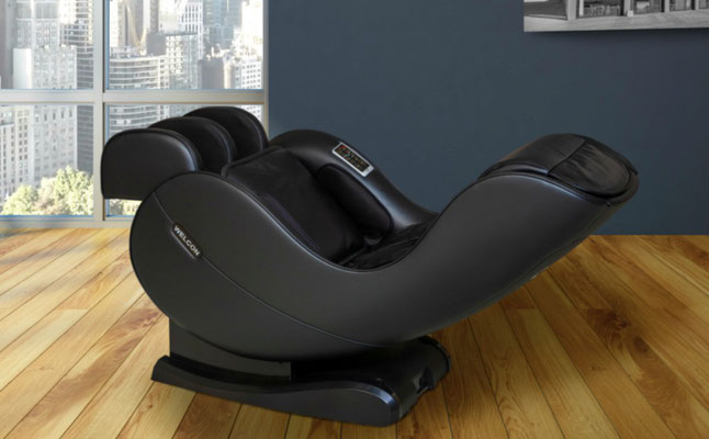 Massagesessel WELCON EASYRELAXX in schwarz