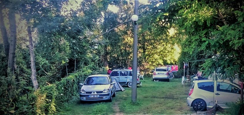 Un petit tour au camping