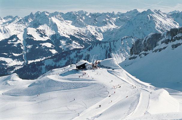 Bergstation Hoher Ifen