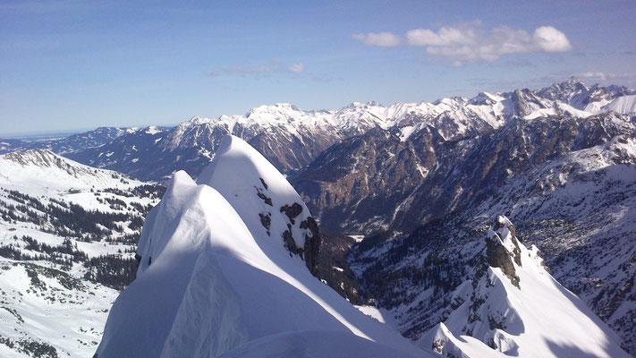Panorama Hoher Ifen