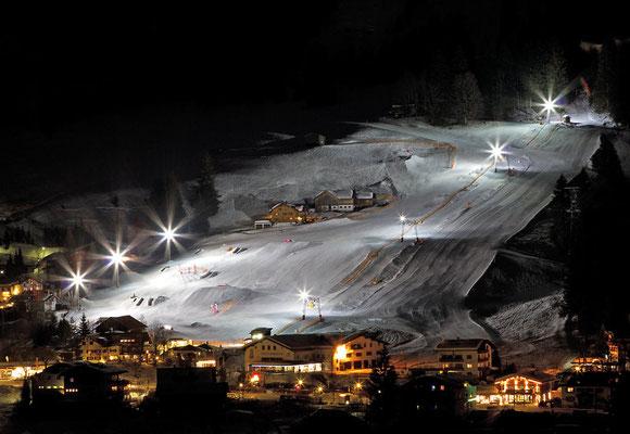 Kesslerlift bei Nacht