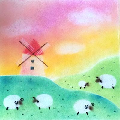 羊の丘 ★★