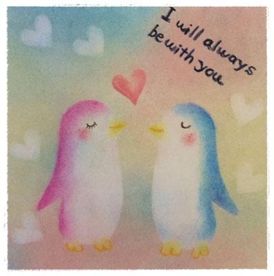 らぶらぶペンギン ★