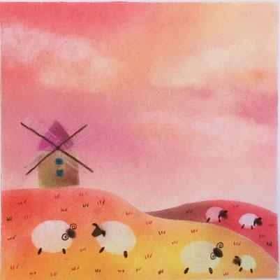 羊と丘 ★★