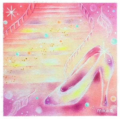 ガラスの靴(ピンクバージョン)★★★★