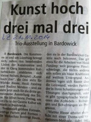 Landeszeitung, 21.11.2014, Teil 1