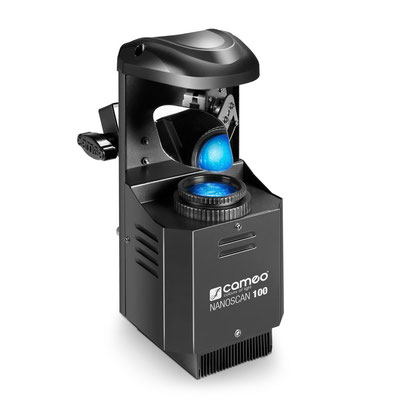 LED Scanner | Cameo NanoScan 100