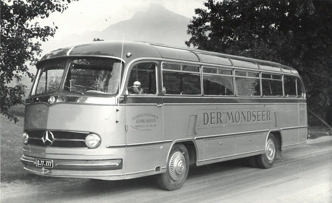 Mercedes 321 | ca. 1959/60