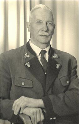 Firmengründer Georg Hauser