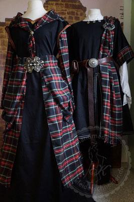 Schottisches Mittelaltergewand