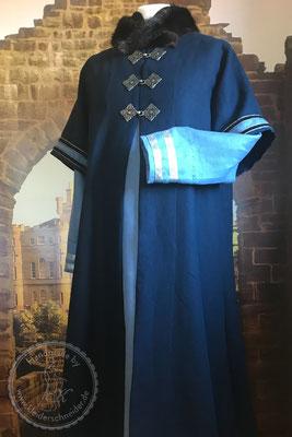 Waffenrock Prunkrock, Mittelaltergewand, Mittelalterkleid, Historische Gewandungen, Hochzeitsgewandung