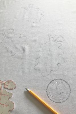 3 Haselnüsse für Aschenputtel Jagdkostüm Jagdgewand Hose