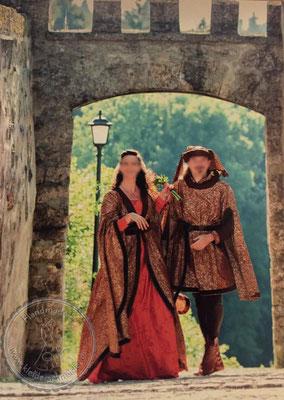 burgundische Hochzeit