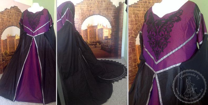Gothik Barutkleid, Hochzeit