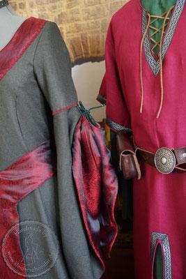 Mittelalterkleid, Mittelaltergewand