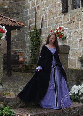historisches Mittelaltergewand Mittelalterkleid