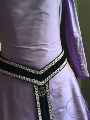 historisches Mittelalterkleid