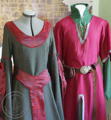 Mittelalterkleid Tunika