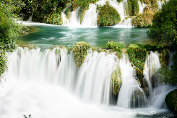 Krka Waterfalls (Croatia)