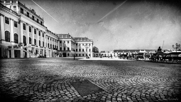 Schönbrunn in Vienna (Austria)