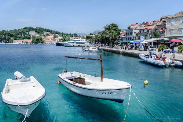 Cavtat near Dubrovnik (Croatia)