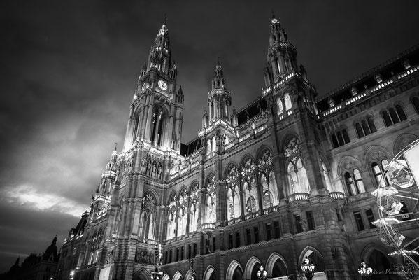 Vienna Lights (town Hall) mayor's house