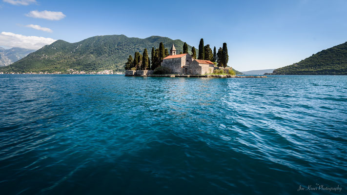 Island Near Presta Montenegro (Lady of the Rocks)