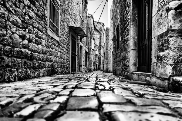 old town (Trogir) Croatia