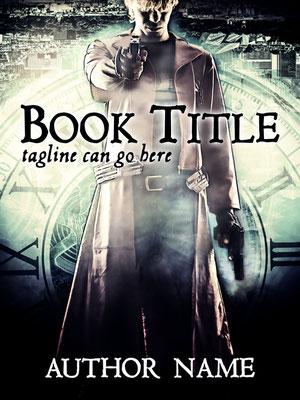 Ebook Premade Cover Nr. SPBC-29962 / 59,- € SciFi ebook Premade Cover Thriller ebook hitman action premade buchcover bookcover