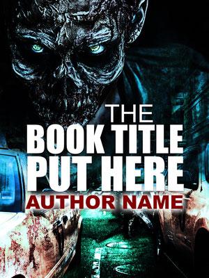 Ebook Premade Cover Nr. SPBC-24840 / 58,- € Zombie Apocalypse Thriller Roman Horror ebook premade cover buch cover buchcover tod dead evil