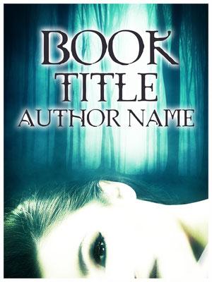 Ebook Premade Cover Nr: SPBC-28273 / 63,- € Thriller Wald Mystery Buchcover